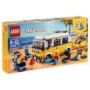 LEGO Building Toy, Sunshine Surfer Van, 3 in 1
