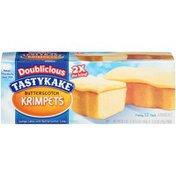 Tastykake Doublicious Butterscotch Krimpets