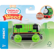Fisher-Price Percy, Real Wood, 2+