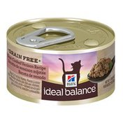 Hill's Science Diet Ideal Balance Grain Free Venison Canned Cat Food