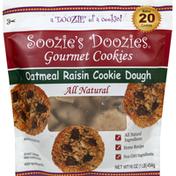 Soozie's Doozies Cookie Dough, Oatmeal Raisin