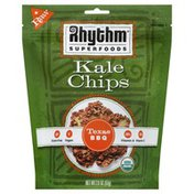Rhythm Superfoods Kale Chips, Texas BBQ