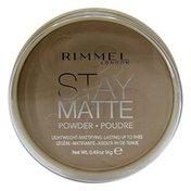 Rimmel Stay Matte Powder 011 Creamy Natural