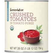 GreenWise Crushed Tomatoes In Puree