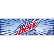 Mtn Dew White Out Smooth Citrus