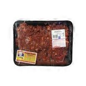 Marinated Beef Taco Meat