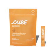 Cure Hydration Golden Hour Ginger Turmeric
