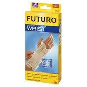 FUTURO Wrist Stabilizer, Deluxe, Firm Support, Right Hand, L-XL