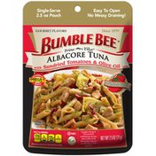 Bumble Bee With Sundried Tomatoes & Olive Oil Albacore Tuna