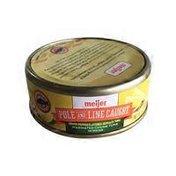 Meijer Lemon Pepper Flavored Pole And Line Caught Skipjack Tuna Marinated Chunk Tuna In Water