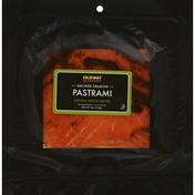 Fairway Salmon, Smoked, Pastrami