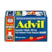 Advil Ibuprofen Tablets 200 mg - 150 CT