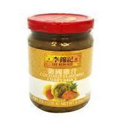 Lee Kum Kee Coconut Flavored Curry Sauce