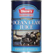 Snow's Ocean Clam Juice, Restaurant Style