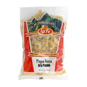 La Fe Papa Seca, Dry Potato