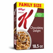 Kellogg's Special K Breakfast Cereal, 11 Vitamins and Minerals, Chocolatey Delight