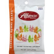 Albanese Gummi Bears, Sherbet