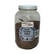 Mountain Rose Herbs Organic Whole Milk Thistle Seed