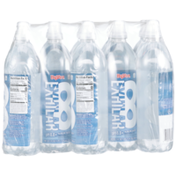 Hy-Vee Exhilar8, Purified Alkaline Water With Electrolytes
