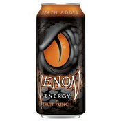Venom Energy Death Adder Energy Drink