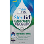 Thera Tears SteriLid Antimicrobial Eyelid Cleanser and Facial Wash