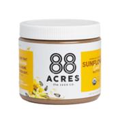 88 Acres Vanilla Spice Sunflower Seed Butter Jar