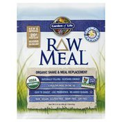 Garden of Life Shake & Meal Replacement, Organic, Real Raw Vanilla