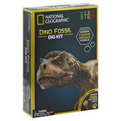 National Geographic Toy, Dig Kit, Dino Fossil