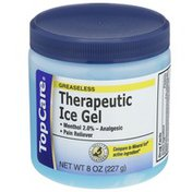 TopCare Therapeutic Ice Menthol 2.0% - Analgesic, Pain Reliever Gel