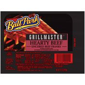 Ball Park Grillmaster Hearty Beef Hot Dogs