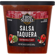 First Street Salsa Taquera, Extremely Hot