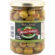 Best Choice Stuffed Manzanilla Olive