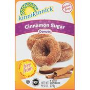 Kinnikinnick Donuts, Cinnamon Sugar