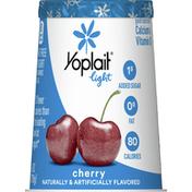 Yoplait Yogurt, Fat Free, Cherry