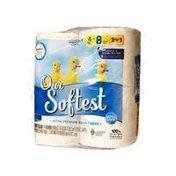 Signature Select Our Softest Ultra Premium Bathroom Tissue Double Rolls
