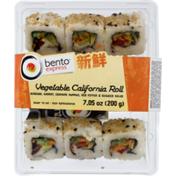 Bento Express Roll, Vegetable California