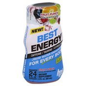 Bpi Liquid Water Enhancer, Fruit Punch