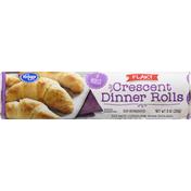 Kroger Crescent Dinner Rolls, Flaky