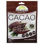 Real Health Cacao, Powder