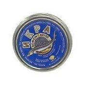 Black Pearls Black Bowfin Caviar