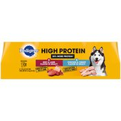Pedigree Adult Canned Wet Dog Food Variety Pack