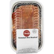 Ukrops Homestyle Mini Meatloaf