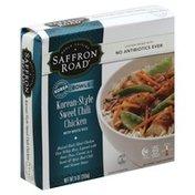 Saffron Road Korean-Style Sweet Chili Chicken