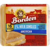 Borden 2% Milk Singles American