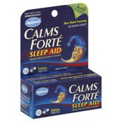 Hyland's Calms, Natural Relief, Sleep Aid, Tablets, Box