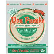 Don Pancho Gorditas Burrito Style Flour Tortillas