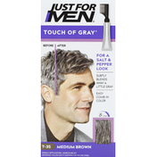 Just For Men Touch of Gray, Medium Brown T-35
