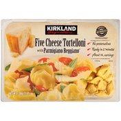 Kirkland Signature   Canada Five Cheese with Parmigiano Reggiano Tortelloni