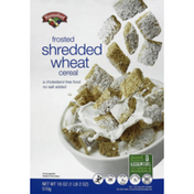 Hannaford Frosted Shredded Wheat Cereal