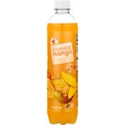 SB Water Beverage, Sparkling, Orange Mango